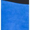 ZINGA Leather Echt leer, suede legging dames blauw | Uma 4360