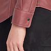 ZINGA Leather Echt leer blouse dames Quartz   Anna 5230