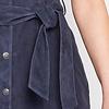 ZINGA Leather SUZE 2200 Suede Jurk