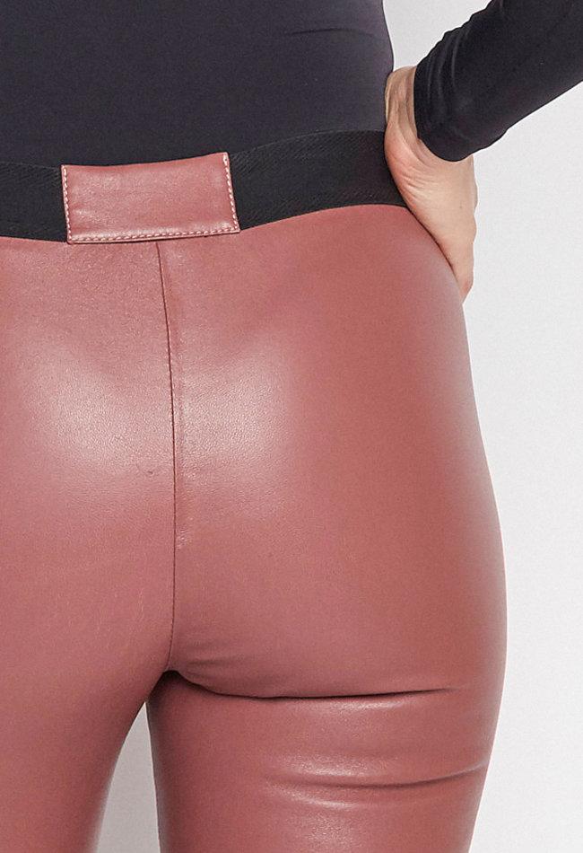 ZINGA Leather Real leather legging women | Uma 6230