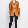 ZINGA Leather NOLA 5300 Blazer van leer