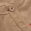 ZINGA Leather Damenjacke aus echtem Leder und Wildleder ecru