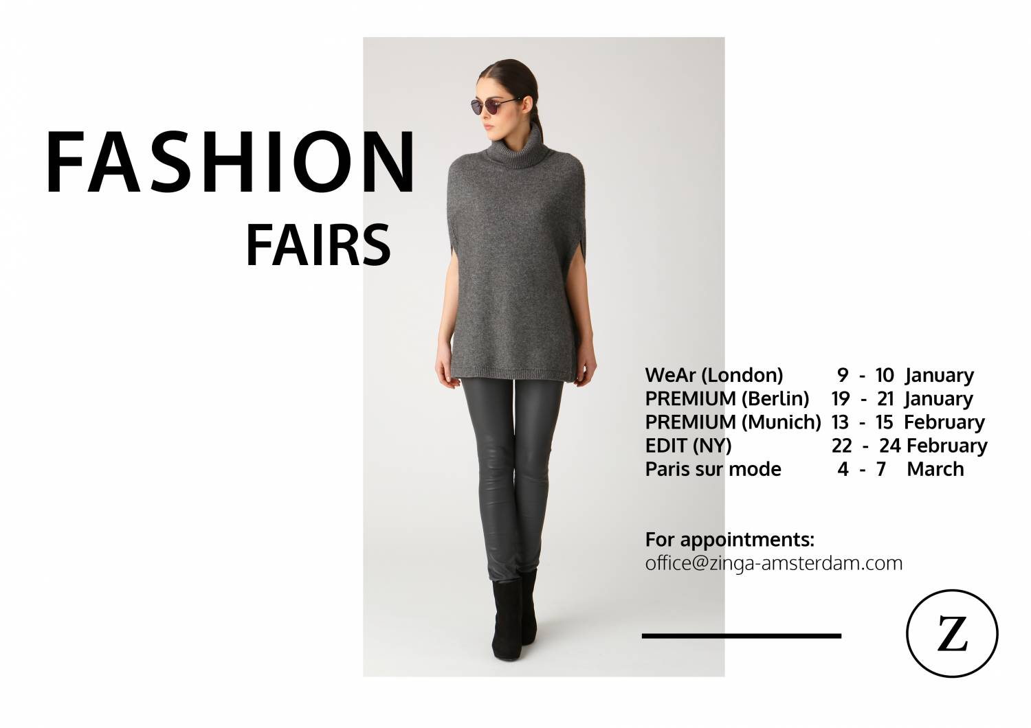 Fashion Fairs 2016