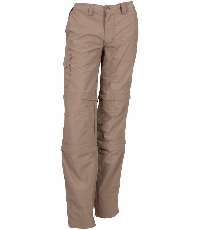 Life-Line Cardiff Anti Insect Dubbel Afritsbroek Taupe