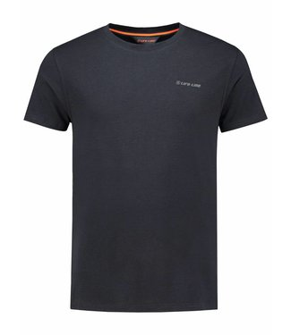 Life-Line Forest Heren T-Shirt - Donkergrijs