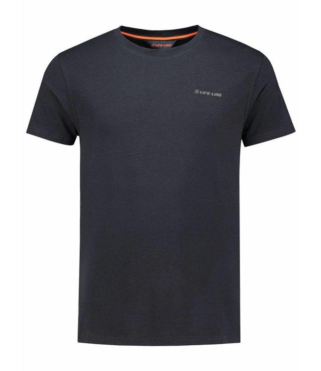 Life-Line Forest Herren T-Shirt - Dunkelgrau