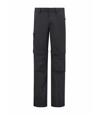 Life-Line Sutton Men's Zip-Off trousers - Dark grey