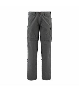 Life-Line Pine 2 Mens zip off pants - Grey