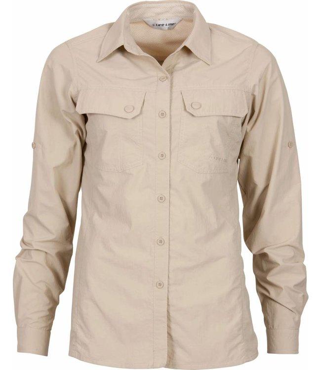 Life-Line Samani - Dames Shirt Anti-Insect