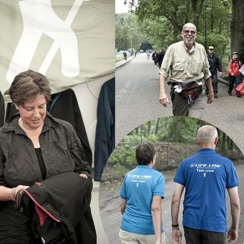 Product ervaringen NWB vierdaagse Apeldoorn