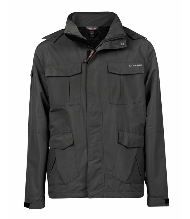 Life-Line Castor men's all-season jacket - Black