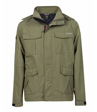 Life-Line Castor men's all-season jacket in Olive