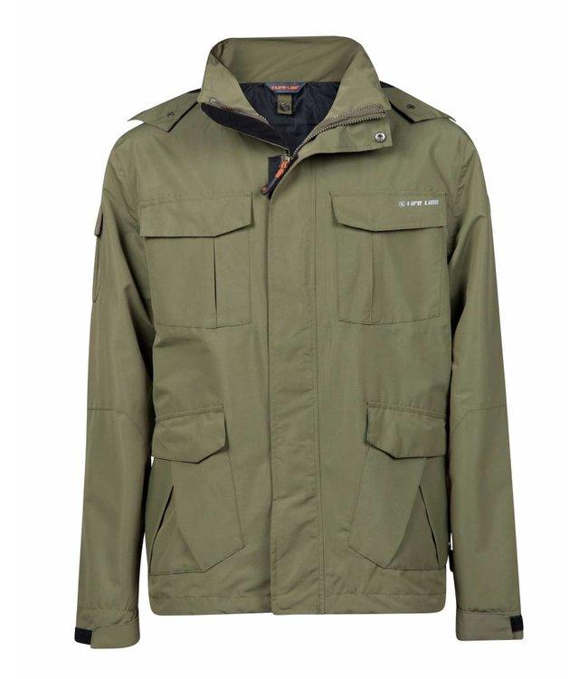 Life-Line Castor men's all-season jacket - Green