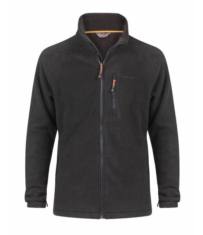 Life-Line Kungs Men's Fleece vest - Black