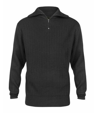 Life-Line Kotterstrui Mens Sweater - Black