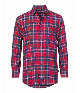 Life-Line Anton - Herren Flanel Shirt
