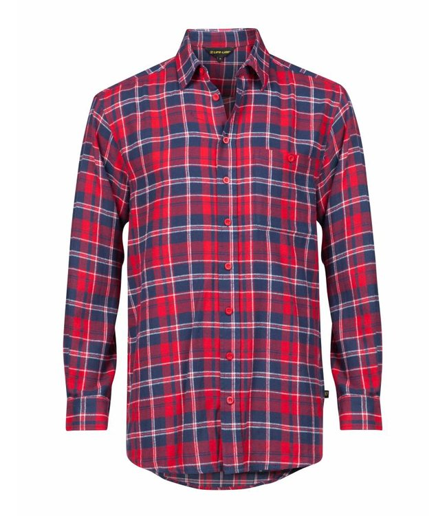 Life-Line Anton - men Flanel Shirt