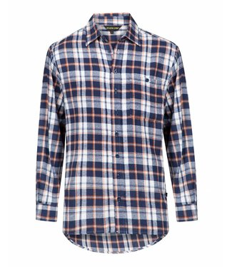 Life-Line Anton men Flannel Shirt