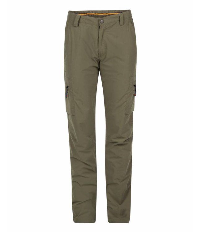 Life-Line Hunter 2 Men's lined pants - Green