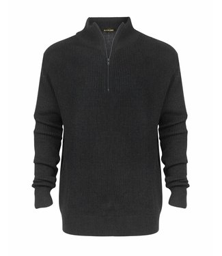 Life-Line Portside  Heren Sweater - Zwart