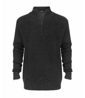 Life-Line Portside Herren Sweater - Schwarz