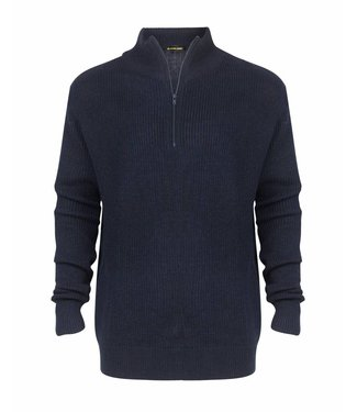 Life-Line Portside Heren Sweater - Blauw