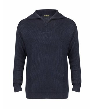 Life-Line Starboard Mens Sweater - Blue