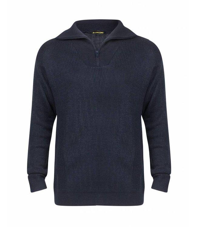 Life-Line Starboard Heren Sweater - Blauw
