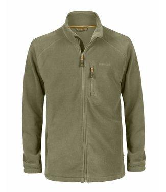 Life-Line Kungs Men's Fleece vest - Green