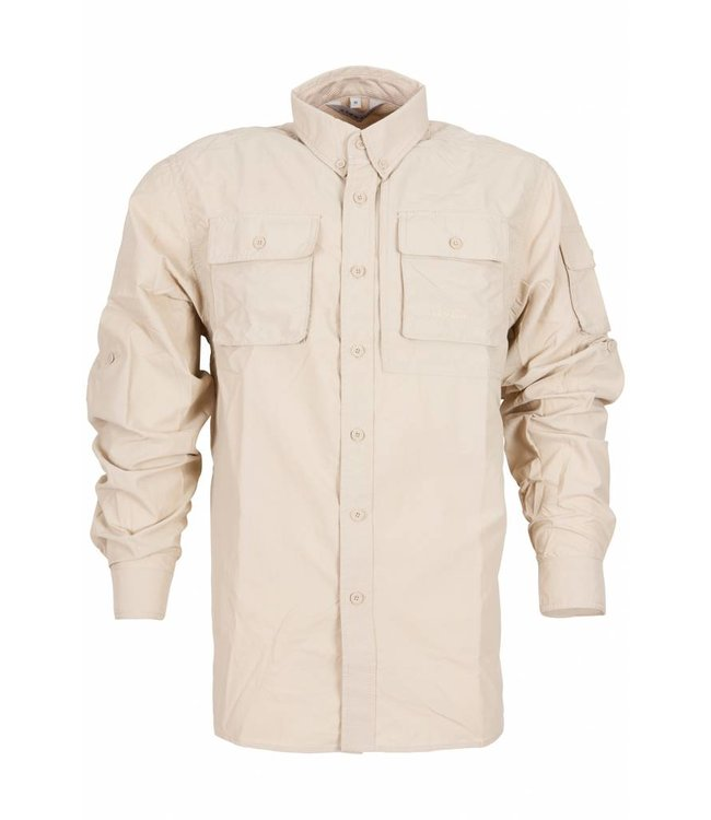 Life-Line Guide - Mens long sleeve anti-iInsect shirt