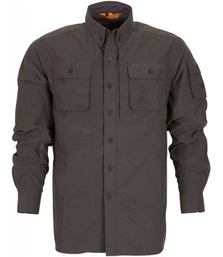 Life-Line Guide - Heren Long Sleeve Shirt