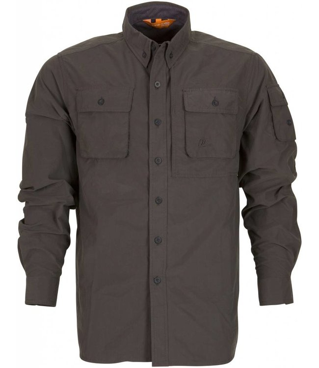 Life-Line Guide Mens Long Sleeve Shirt