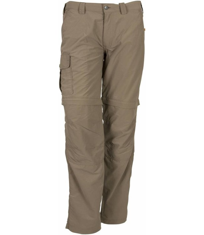 Life-Line Sutton Men's Zip-Off trousers - Taupe