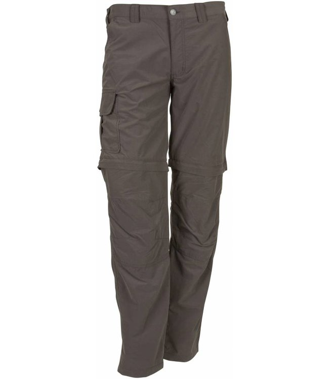 Life-Line Sutton Men's Zip-Off trousers - Grey