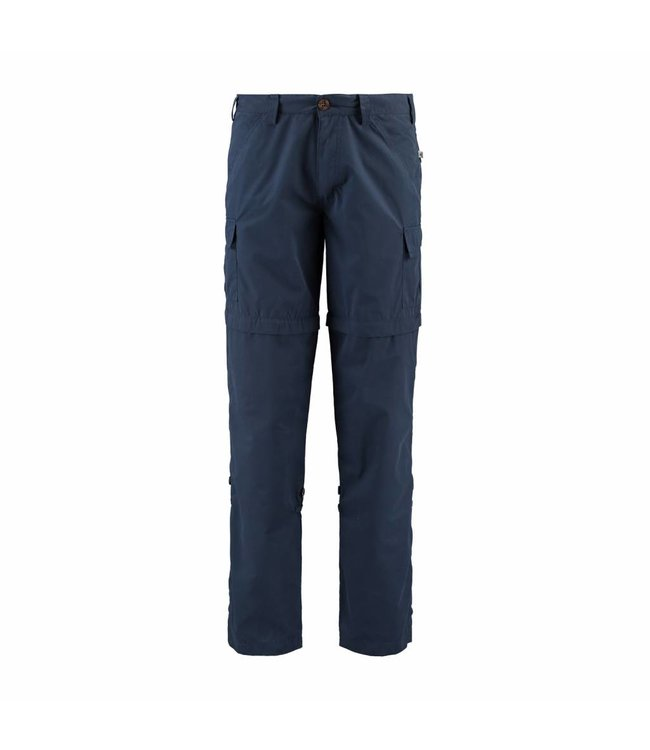 Life-Line Pine 2 Mens zip off pants - Navy