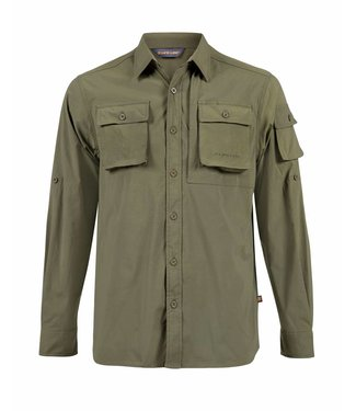 Life-Line Jowan Men's Shirt - Green