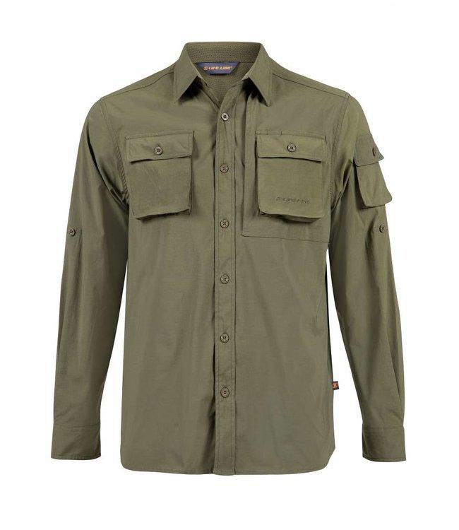 Life-Line Jowan Men's Shirt - Green