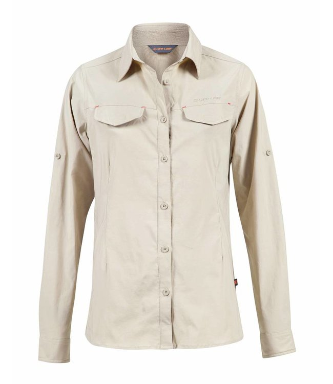 Life-Line Jessica Dames Blouse - Beige