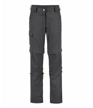 Life-Line June Ladies Zip-off Pants - Dark Grey
