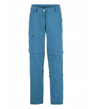 Life-Line June Damen Zip-off hose - Blau