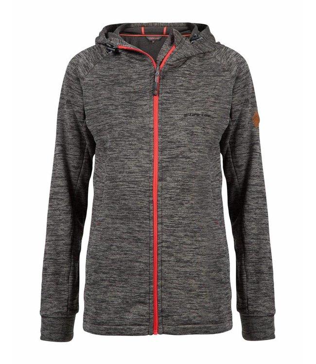 Life-Line Jennifer Ladies Hooded Fleece Jacket
