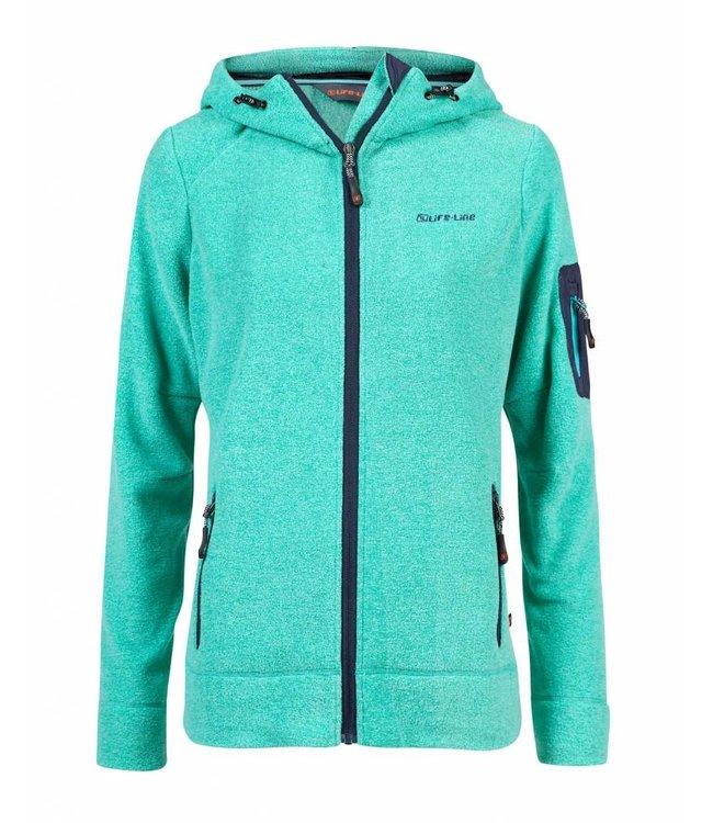 Life-Line Jessie ladies fleece jacket with hoodie