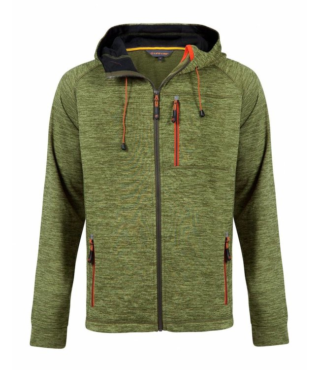 Life-Line Joey Heren Fleece vest