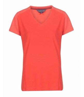 Life-Line Julie Damen T-Shirt - Rosa