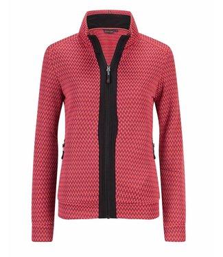 Life-Line Jester Dames Fleece Vest - Roze