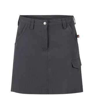 Life-Line Jane Ladies Skort - Dark Gray