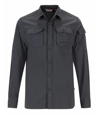 Life-Line Jowan Men's Shirt - Dark Gray