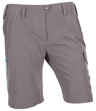 Life-Line Halli Stretch Short Pants Gray