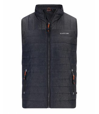Life-Line Toru Mens Bodywarmer with Synthetic Filling