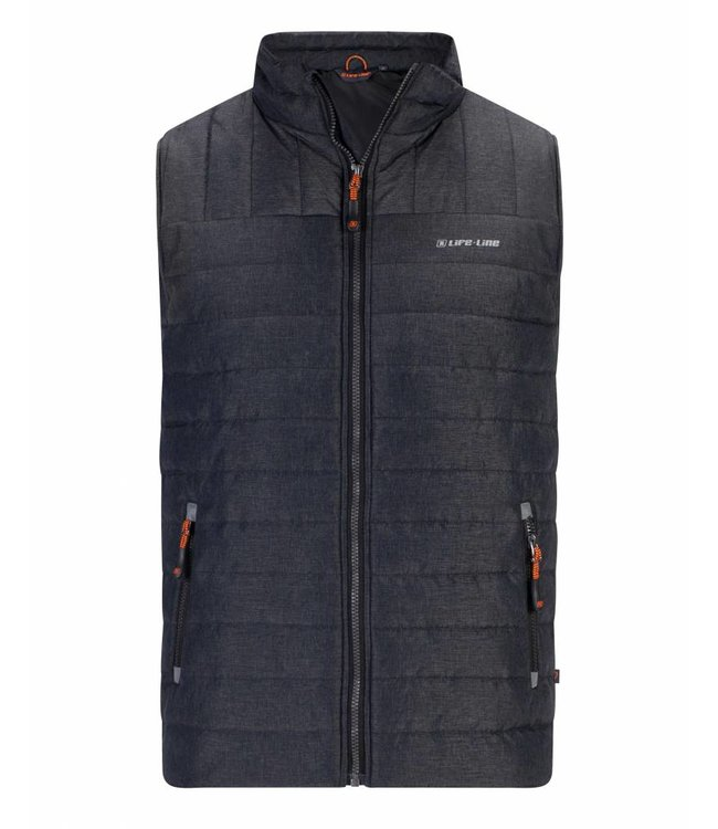 Life-Line Toru Bodywarmer with Synthetic Filling Mens